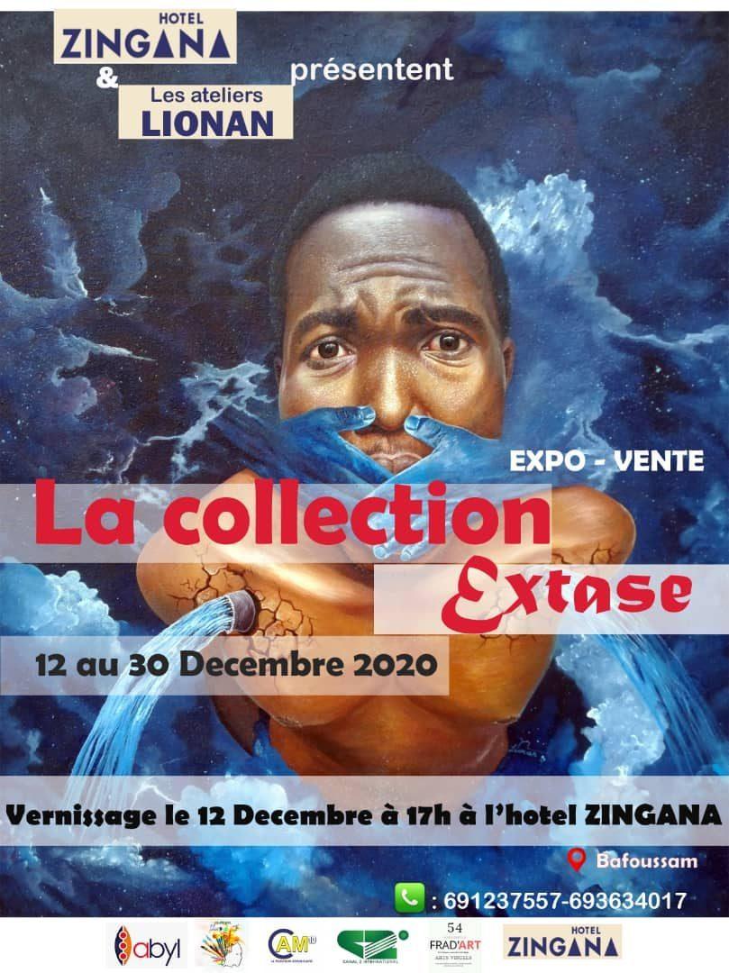 Exposition-Vente Collection EXTASE